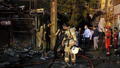 تصویر از تعداد بازداشتیها پرونده انفجار کلینیک سینا به ۱۲ نفر رسید | ۱۰ مرد و ۲ زن