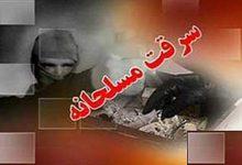 Photo of سرقت مسلحانه مردان نقابدار از طلافروشی در «بهارستان»