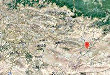 تصویر از زلزله خوشهای در شرق تهران