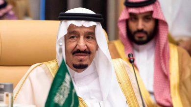 تصویر از کرونا، پادشاه عربستان را کُشت؟