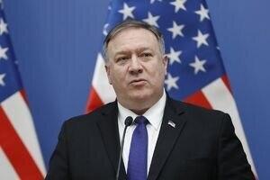تصویر از ادعای جدید پمپئو درباره ایران