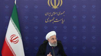 تصویر از روحانی در جلسه ستاد ملی مقابله با کرونا؛عزاداری محرم چه در مناطق قرمز و چه سفید برگزار شود
