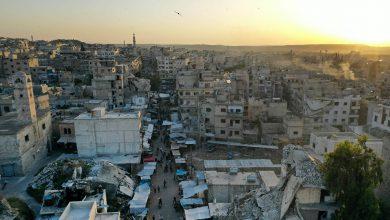 تصویر از روسیه: گروههای تروریستی همچنان منازل مسکونی در سوریه را هدف قرار میدهند