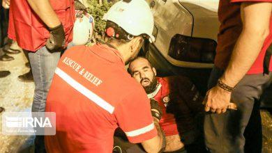 تصویر از نشت گاز و اتصال برق علت حادثه کلینیک سینا اطهر نبود