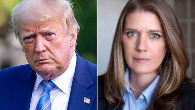 تصویر از ترامپ برادرزادهاش را به باد انتقاد گرفت