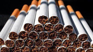 تصویر از تولید سالانه سیگار از ۵۴ میلیارد نخ گذشت