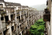 تصویر از جزیره هاشیما، ژاپن|ناشناخته ای مرموز و متروک
