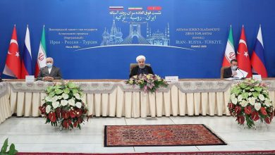 تصویر از بیانیه مشترک نشست مجازی سران روند آستانه | تعهد ایران، روسیه و ترکیه به تمامیت ارضی سوریه