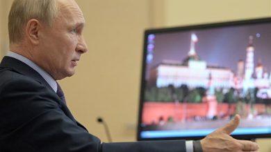 تصویر از آزمایش واکسن کرونای روسی روی دختر پوتین