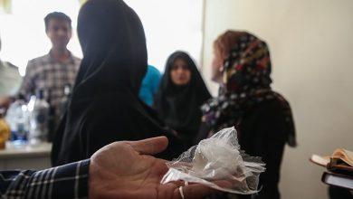 تصویر از انهدام یک باند خانوادگی مواد مخدر در تهران