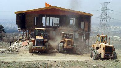 تصویر از ملارد و دماوند دارای بیشترین ساخت وساز غیرمجاز درتهران