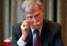 تصویر از بولتون: عراق باید تجزیه شود و حکومت ایران تغییر کند