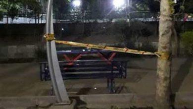 تصویر از درددل پدر کودکی که در پارک لاله جان باخت