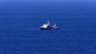 تصویر از ایران یک کشتی اماراتی را توقیف کرد