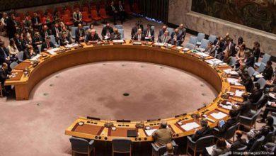 تصویر از روسیه خواستار نشست فوری شورای امنیت شد