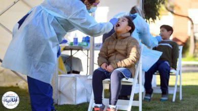 تصویر از کروناویروس تا ۳ هفته در مخاط بینی کودکان باقی میماند