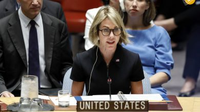 تصویر از آمریکا: احتمالا روسیه و چین قطعنامه علیه ایران را وتو میکنند