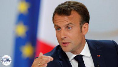 تصویر از رئیس جمهور فرانسه: تا ۱۵ روز دیگر دولت جدید در لبنان تشکیل میشود