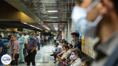 تصویر از افزایش ۱۰ درصدی مسافران مترو در اولین روز آغاز سال تحصیلی