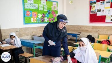 تصویر از انتقال ویروس از کودک به کودک در مدارس خیلی نادر است