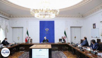 تصویر از روحانی در جلسه ستاد اقتصادی دولت: دولت تلاش میکند کشور در حوزههای راهبردی دچار مضیقه نشود