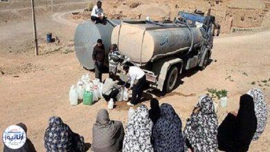 تصویر از استاندار خوزستان: آبرسانی به غیزانیه با یک حرکت جهادی انجام شد