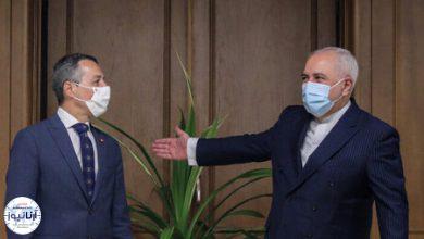 تصویر از دیدار وزیر خارجه سوییس با ظریف در دور اول گفتوگوها