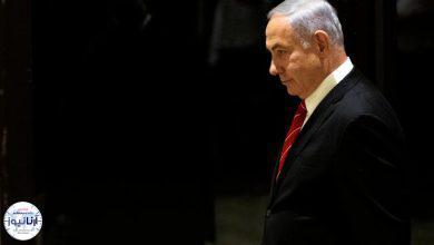 تصویر از نتانیاهو رهبران مخالف خود را به آشوب متهم کرد