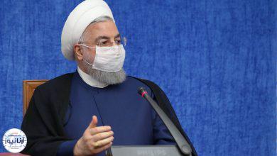 تصویر از روحانی در جلسه هیات دولت: آموزش حضوری اولویت نخست دولت است