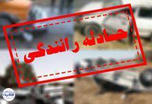 تصویر از برخورد نیسان با مینیبوس در تبریز ۱۱ مصدوم و یک کشته برجای گذاشت