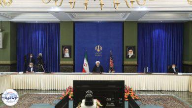 تصویر از رئیس جمهور: ۱۳۴ میلیارد دلار کالا در ۶ سال اخیر از مناطق آزاد صادر شد