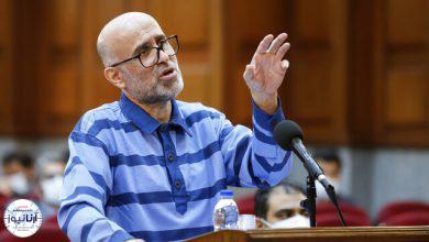 تصویر از سخنگوی قوه قضاییه: اکبر طبری به ۳۱ سال حبس محکوم شد| محکومیت به پرداخت هزار میلیارد ریال جزای نقدی در حق دولت