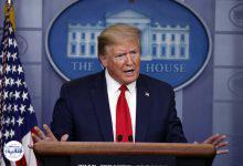 تصویر از رئیسجمهوری آمریکا: نتایج انتخابات ۲۰۲۰ هرگز نمیتواند دقیق باشد