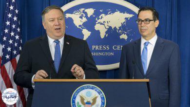 تصویر از مقامهای آمریکا از اعمال تحریمهای جدید علیه ایران خبر دادند | تحریم وزارت دفاع ایران