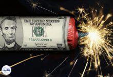 تصویر از اقتصاددان معروف آمریکایی: سال ۲۰۲۱ سال سقوط دلار است