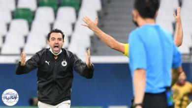 تصویر از ژاوی: بهترین رقابتهای فوتبال آسیا VAR ندارد| از پرسپولیس بهتر بودیم