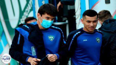 تصویر از ازبکها با ۳ غایب مقابل تیم ملی فوتبال ایران