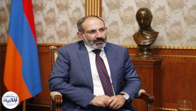 تصویر از نخست وزیر ارمنستان: مسئله قره باغ نمیتواند از راه خشونت حل شود