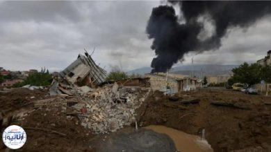 تصویر از ارتش جمهوری آذربایجان به استفاده از سلاحهای ممنوعه در قرهباغ متهم شد