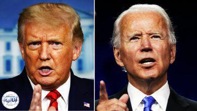 تصویر از دومین مناظره انتخاباتی آمریکا بدون ارتباط مستقیم بین «دونالد ترامپ» و «جو بایدن» برگزار شد