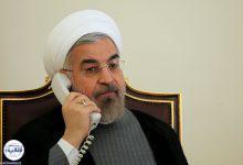 تصویر از تاکید روحانی و اردوغان بر حل مسئله قره باغ از طریق مذاکره