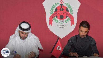 تصویر از واکنش AFC به حضور خلیل زاده در تیم الریان