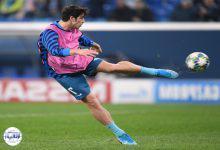 تصویر از آزمون بازی با دورتموند در لیگ قهرمانان اروپا را از دست داد
