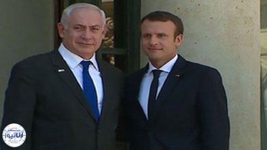 تصویر از حمایت رژیم صهیونیستی از اقدام فرانسه در توهین به پیامبر (ص)