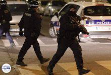تصویر از بازداشت یک مهاجم مسلح به سلاح سرد در لیون فرانسه