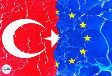 تصویر از اتحادیه اروپا ترکیه را تهدید به تحریم کرد