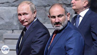 تصویر از درخواست ارمنستان از پوتین برای دریافت حمایت امنیتی در مسئله قرهباغ