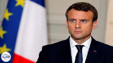 تصویر از مکرون: مبارزه بیوقفه فرانسه با افراطگرایی ادامه دارد!