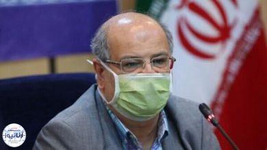 تصویر از روزهای سخت تهران در پیک سوم کرونا | نگرانی از افزایش سفرها در تعطیلات پیشرو