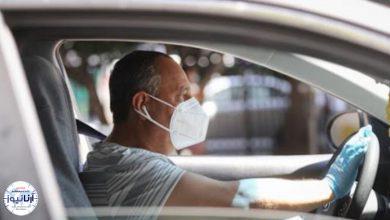 تصویر از زالی: خودروهای تکسرنشین بدون ماسک جریمه نمیشوند